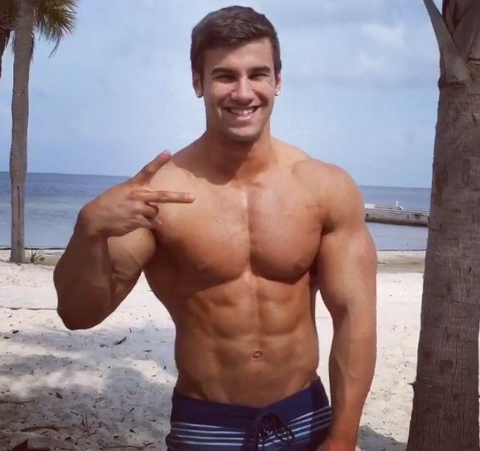 Stu-SeanCody-Muscle-Gay-Porn-Stat-Jake-G-All-American-Guys-Beach